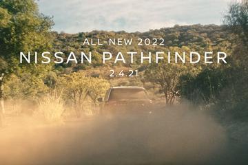 Nieuwe Nissan Pathfinder op komst