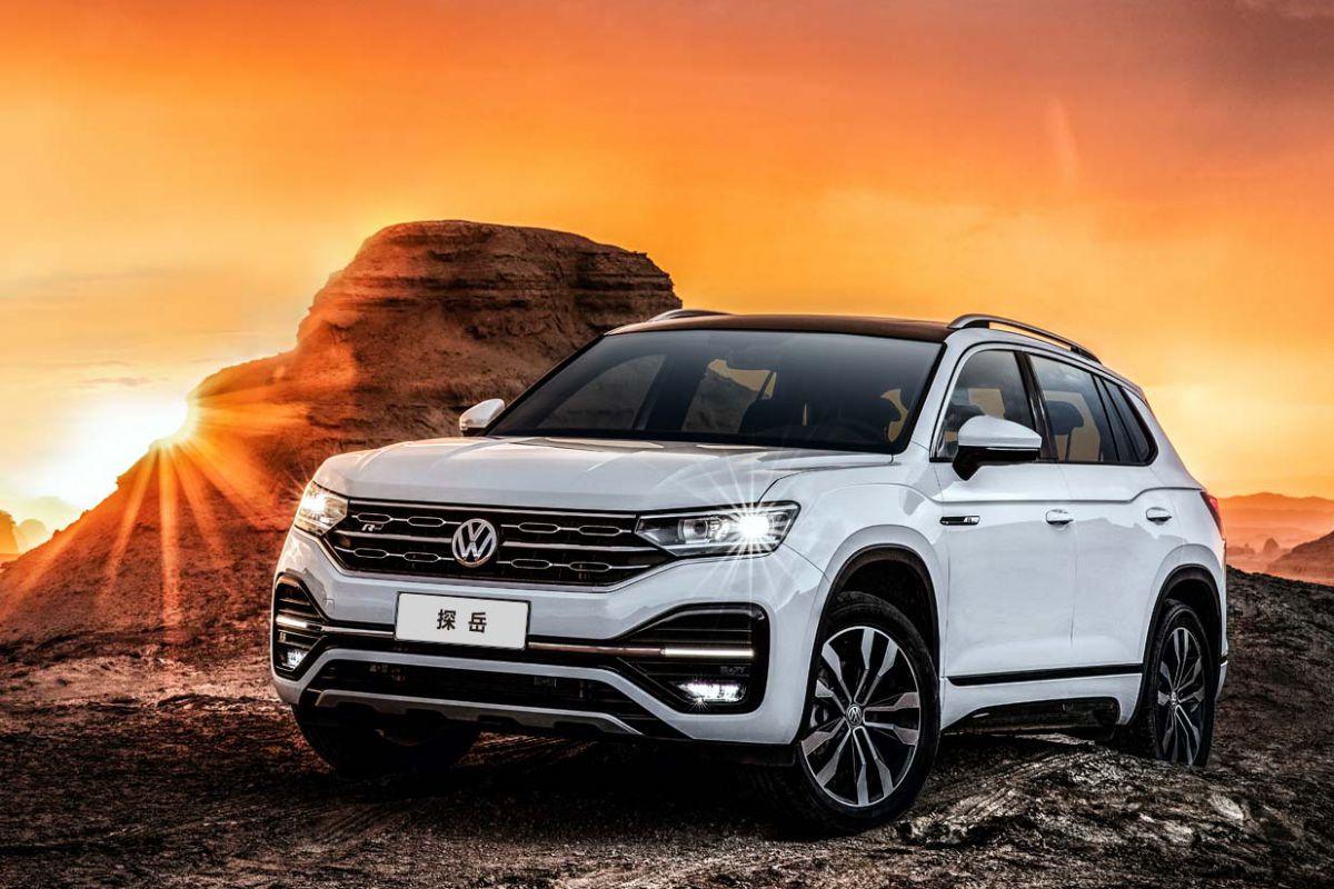 2018 - [Volkswagen] Tayron 3b8ya2kbbn1a