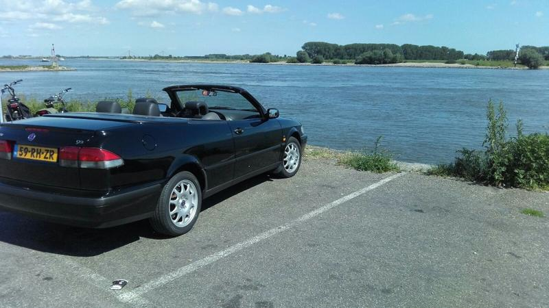 Saab 9-3 Cabriolet SE 2.0 (1999)