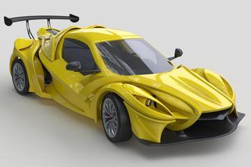 Sin Cars presenteert S1 in Genève