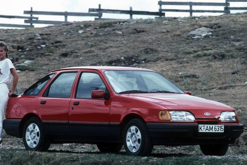 Ford Sierra 2.0 CL (1987)