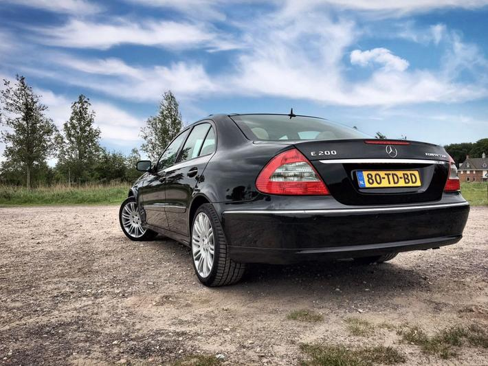 Fabelhaft Mercedes-Benz E 200 Kompressor Elegance (2007) review - AutoWeek.nl #KQ_37