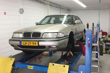 Update: Rover 800