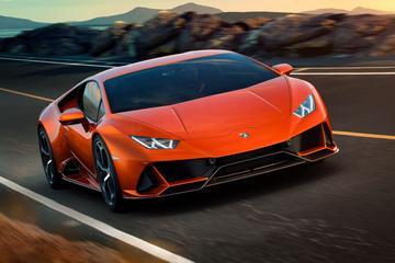 Dít is de Lamborghini Huracán Evo!