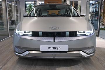 Hyundai Ioniq 5 - Eerste kennismaking
