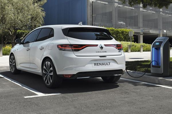 Renault Mégane hatchback komt ook als plug-in hybride