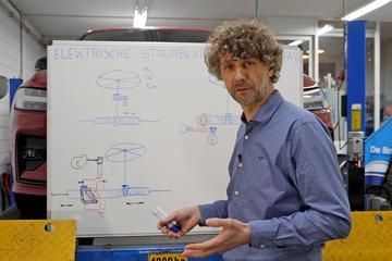 Elektrische stuurbekrachtiging - Cornelis schetst
