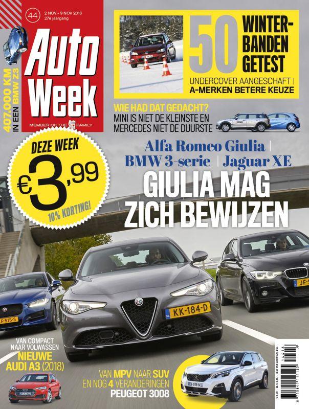 AutoWeek 44 2016