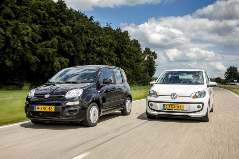 Fiat Panda - Volkswagen Up