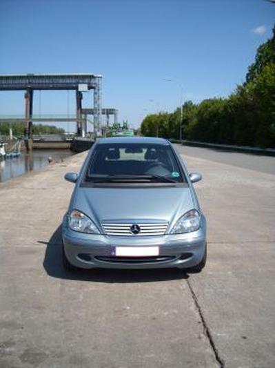 Mercedes-Benz A 160 Avantgarde Lang (2002)