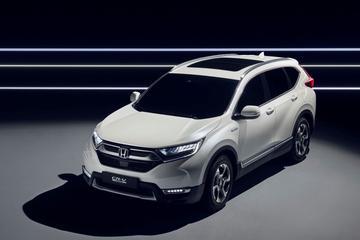 Honda CR-V krijgt Hybrid-behandeling