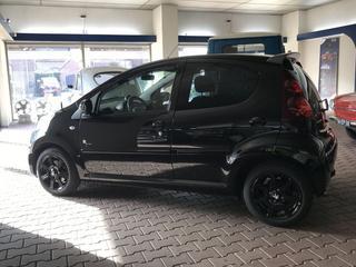 Peugeot 107 Black & Silver 1.0 (2012)