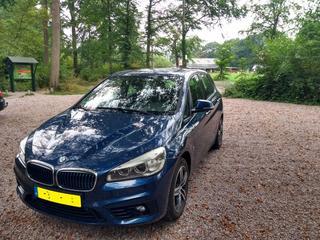 BMW 225xe iPerformance Active Tourer (2017)