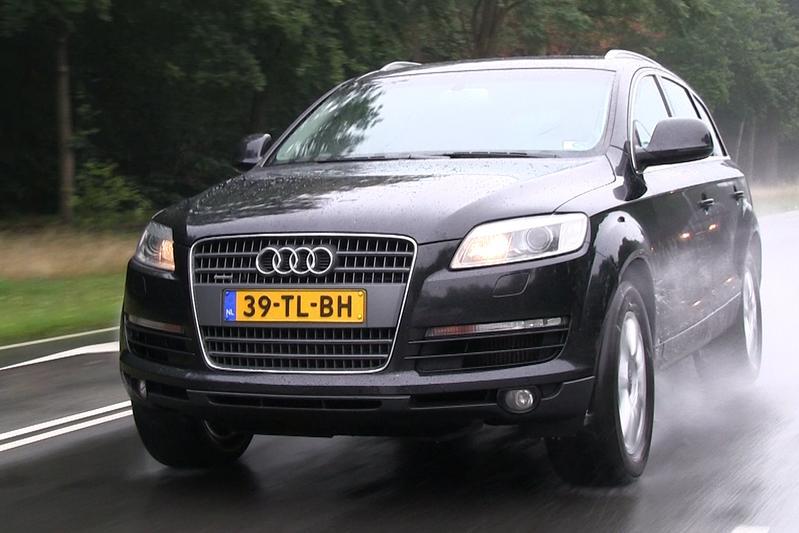 Klokje rond - Audi Q7