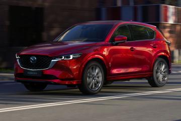Mazda CX-5 vernieuwd