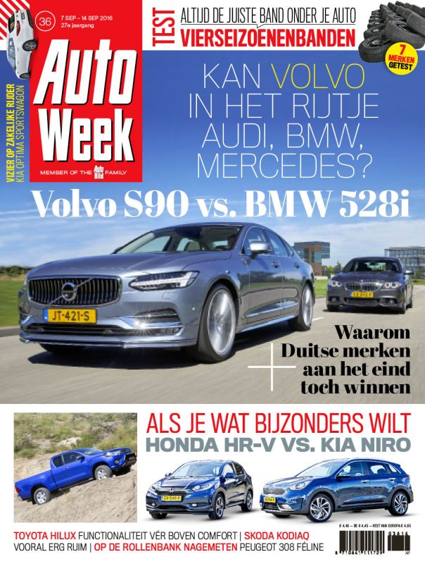 AutoWeek 36 2016