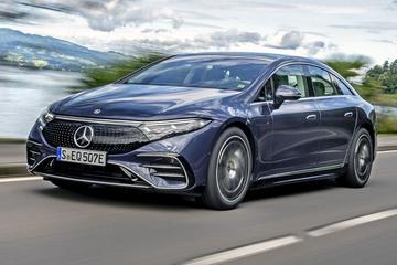 Prijzen Mercedes-Benz EQS bekend