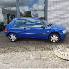 Peugeot 106 Accent 1.1 (2000)