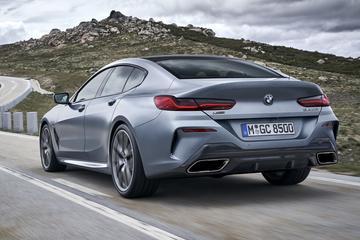 Dit is de BMW 8-serie Gran Coupé