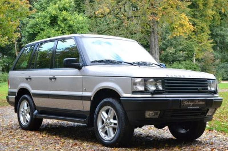 Land Rover Range Rover 4.0 (2002)