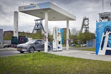 Waterstof in het Ruhrgebied