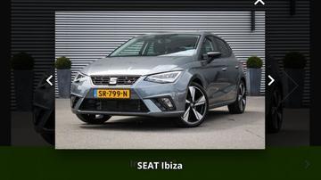 Seat Ibiza 1.0 TSI 95pk FR Business Intense (2018)