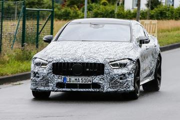 Betrapt: Mercedes-AMG 'GT4'