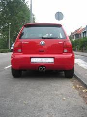 Volkswagen Lupo 1.6 16V GTI (2004)