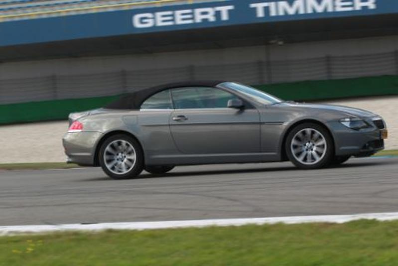 BMW 650i Cabrio High Executive (2006)