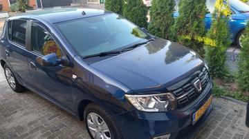 Dacia Sandero TCe 90 Bi-Fuel Lauréate (2016)