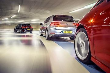 Opel Astra - Renault Mégane - Volkswagen Golf