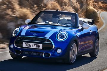 Mini Cabrio Cooper S 7-steptronic