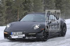 'Porsche 911 komende tien jaar niet elektrisch'