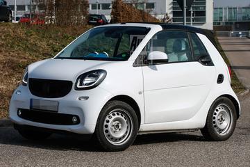 Smart Fortwo Cabrio is klaar voor de zomer