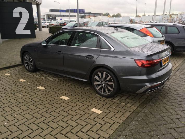 Audi A4 35 TFSI Sport (2019)