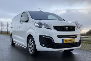 Test: Citroën ë-Jumpy en Peugeot e-Expert