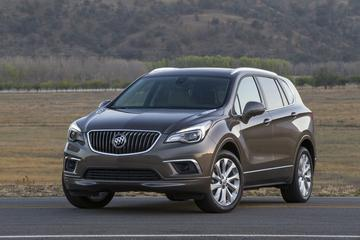 Buick Envision in Amerikaanse trim
