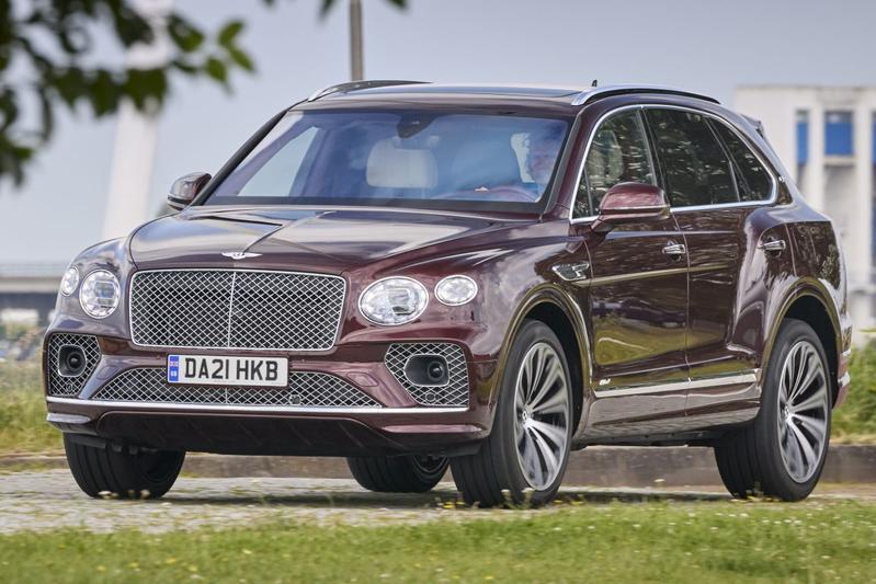 Test: Bentley Bentayga Hybrid