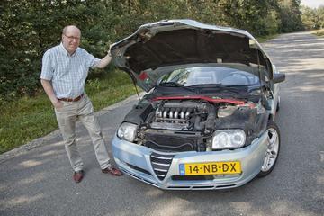 Klokje rond - Alfa Romeo Spider 3.2 V6