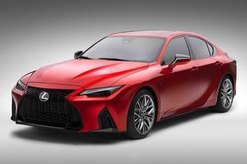 Lexus IS 500 F Sport Performance is herboren IS-F
