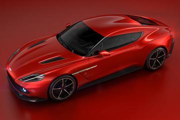 Zagato onthult Aston Martin Vanquish-concept