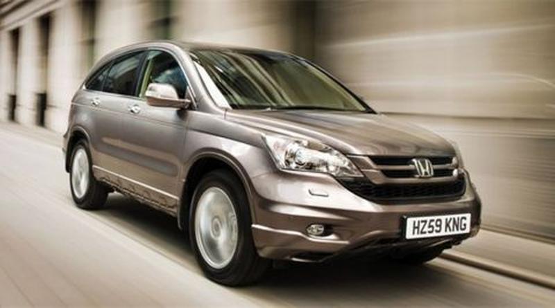 Honda CR-V 2.2 i-DTEC Elegance Plus (2011)