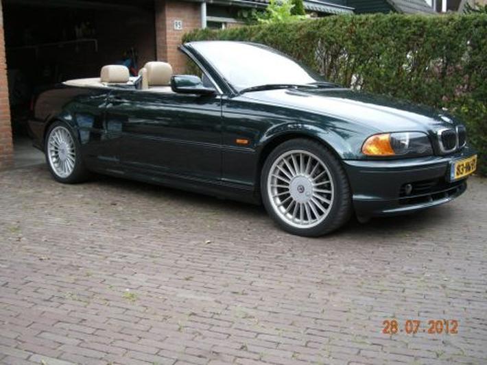 BMW 320Ci Cabrio Executive (2001)