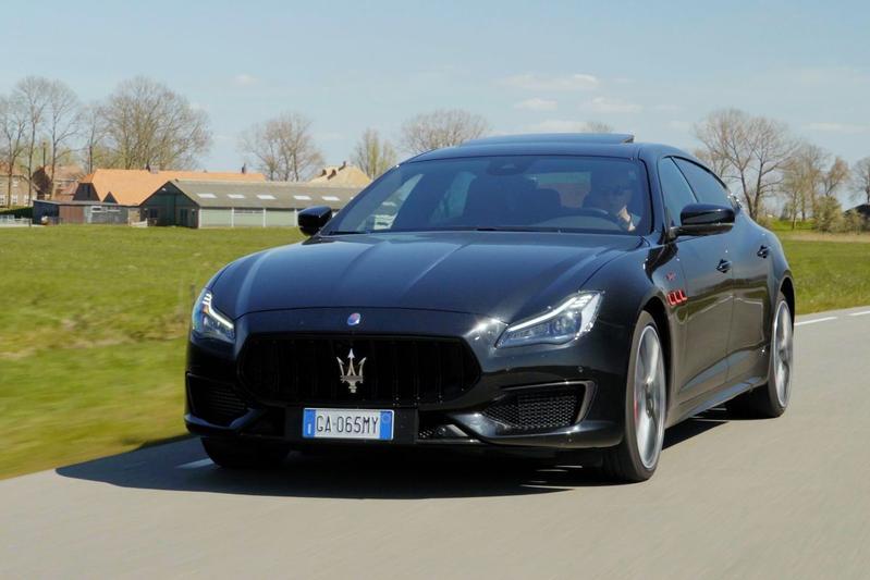 Test: Maserati Quattroporte Trofeo