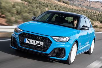 Prijslijst Audi A1 Sportback uitgebreid
