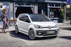R-line vindt weg naar Volkswagen Up