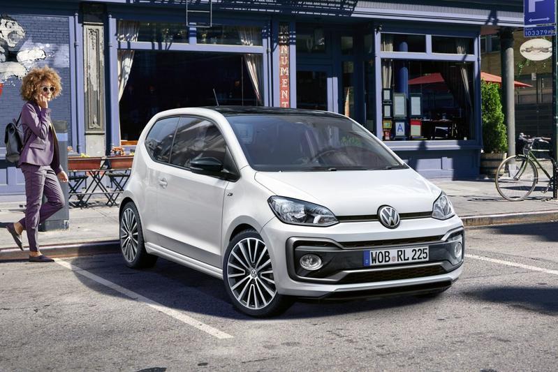 R Line Vindt Weg Naar Volkswagen Up Autoweek Nl