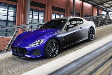 Maserati zwaait GranTurismo uit met Zéda
