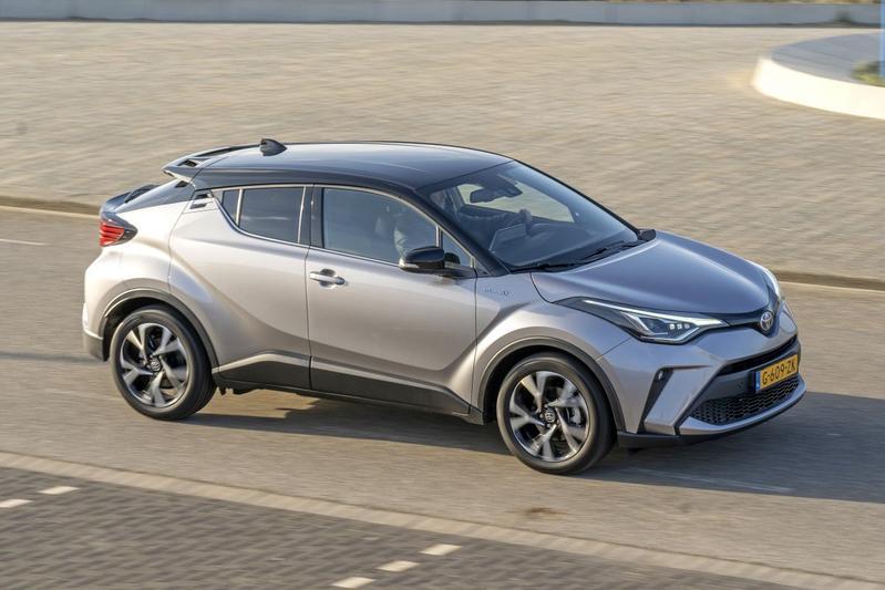 Toyota C-HR 2.0 High Power Hybrid First Edition