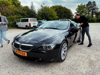 BMW 645Ci Cabrio (2005)